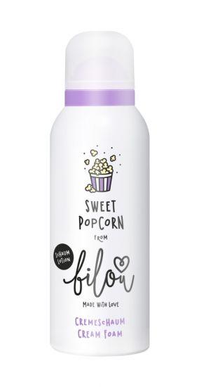 """Лосьон-пенка для тела  """"сладкий попкорн"""" Bilou Sweet Popcorn"""