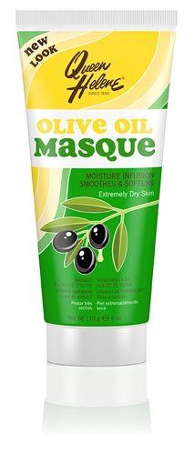 Маска для лица с маслом оливы Queen Helene Olive Oil Masque