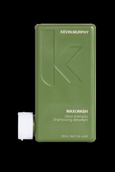 Детоксифицирующий шампунь для окрашенных волос Kevin.Murphy Maxi.Wash