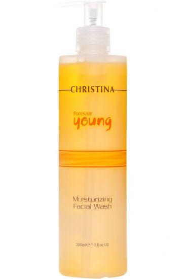 Увлажняющий гель для умывания Christina Forever Young Moisturizing Facial Wash
