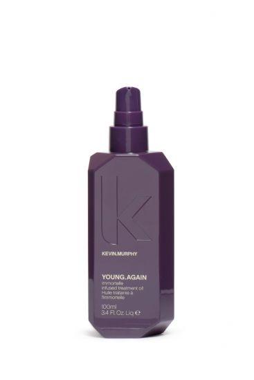 Масло для укрепления длинных волос Kevin Murphy Young.Again Oil Treatment