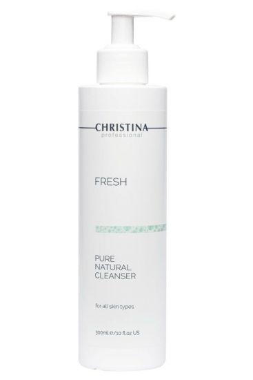 Натуральный очищающий гель для всех типов кожи Christina Fresh Pure Natural Cleanser