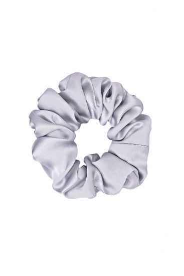 Шелковая резинка для волос Sirelis M Size (Gray)