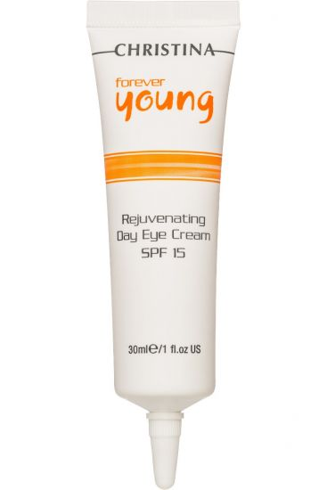 Дневной крем для глаз Christina Forever Young Rejuvenating Day Eye Cream SPF 15