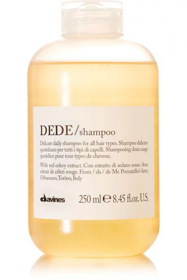 Деликатный шампунь для волос Davines DEDE Shampoo