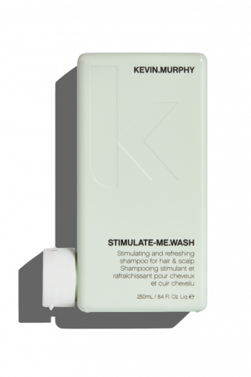 Стимулирующий освежающий шампунь Kevin Murphy Stimulate-Me. Wash