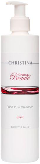 Очищающий гель с виноградом Christina Chateau de Beaute Vino Pure Cleanser