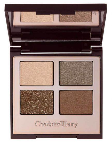 Палитра теней Charlotte Tilbury Luxury Palette The Golden Goddess