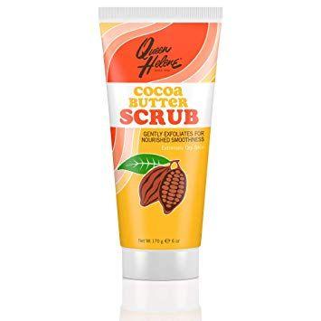 Скраб для лица с маслом какао Queen Helene Cocoa Butter Scrub