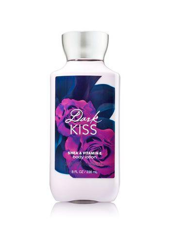 "Лосьон для тела ""Тёмный поцелуй"" Bath and Body Dark Kiss Body Lotion"