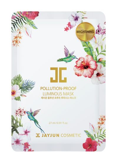 Тканевая маска для лица Jayjun Pollution-Proof Luminous Mask