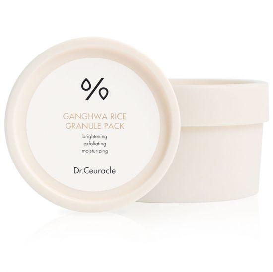 Увлажняющая маска для лица с экстрактом риса Dr.Ceuracle Ganghwa Rice Granule Pack