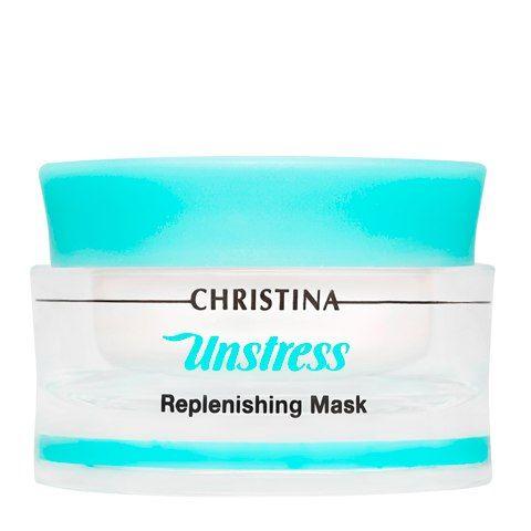 Восстанавливающая маска Christina Unstress Replenishing Mask