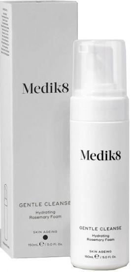 Очищающая пенка для всех типов кожи Medik8 Gentle Cleanse Hydrating Rosemary