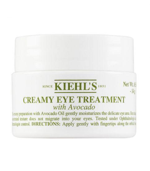 Крем для кожи вокруг глаз с авокадо Kiehls Creamy Eye Treatment with Avocado