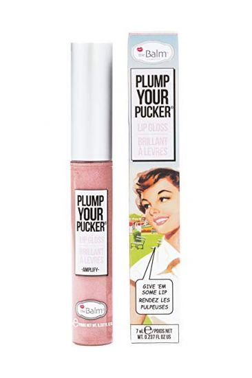 Блеск для губ theBalm Plump Your Pucker