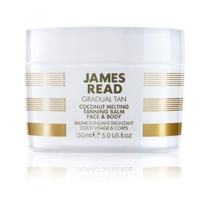 Кокосовый бальзам с эффектом загара для лица и тела James Read Coconut Tanning Balm
