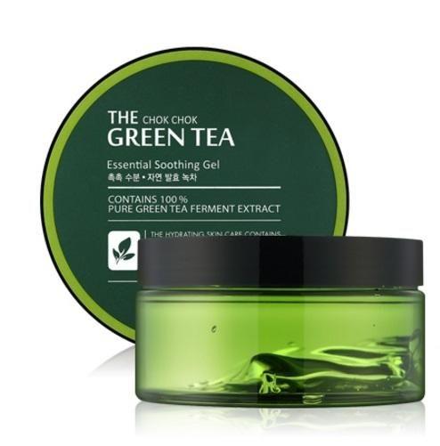 Успокаивающий гель с экстрактом зеленого чая TONY MOLY The Chok Chok Green Tea