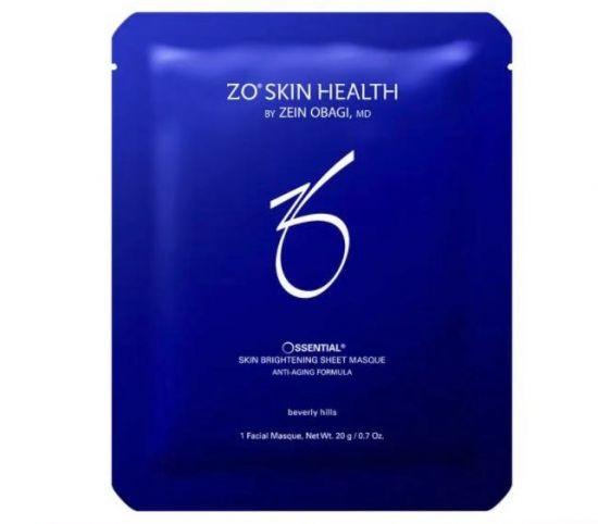 Осветляющая тканевая маска ZO Skin Health Skin Brightening Sheet Masque