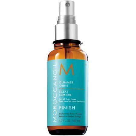 Спрей для мерцающего блеска волос Moroccanoil Glimmer Shine