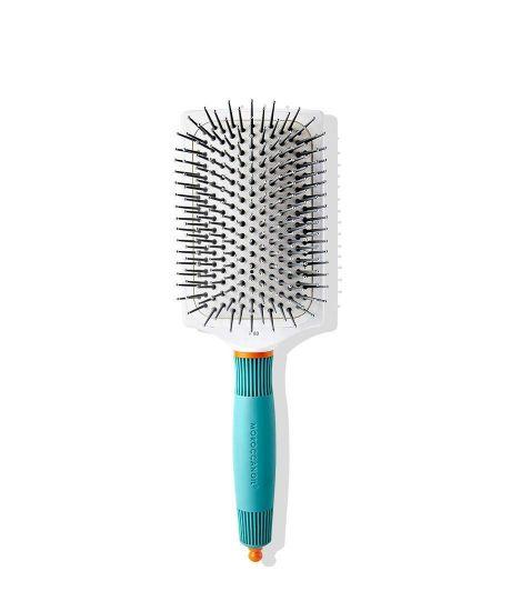 Массажная щетка для волос Moroccanoil Ceramic Ionic Paddle Hair Brush XLPRO