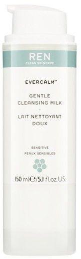 Нежное очищающее молочко REN Evercalm Gentle Cleansing Milk