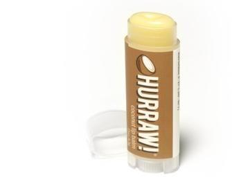 Бальзам для губ Hurraw! Coconut Lip Balm