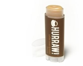 Бальзам для губ Hurraw! Coffee Bean Lip Balm