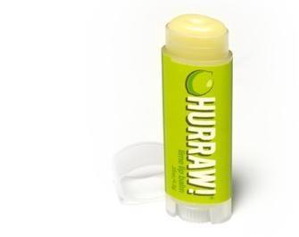 Бальзам для губ Hurraw! Lime Lip Balm