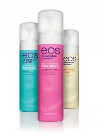 Гипоаллергенный крем для бритья EOS Sensitive - Fragrance Free Shave Cream