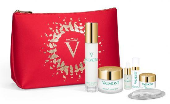 """Косметический набор """"Культовое Увлажнение"""" Valmont Iconic Hydration Retail Set"""