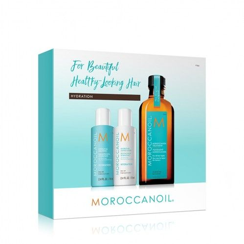 "Набор для Волос ""Увлажнение"" Moroccanoil Back to Basics Hydrating Kit"
