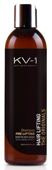 Шампунь с кератином и коллагеном KV-1 The Originals Shampoo Prelifting