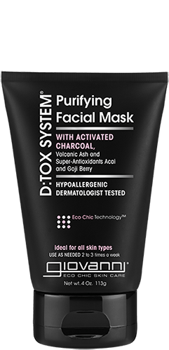 Очищающая маска для лица Шаг 4 Giovanni D:tox System Purifying Facial Mask Step 4