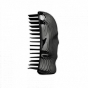 Расческа для волос Tangle Angel REBEL Black Chrome