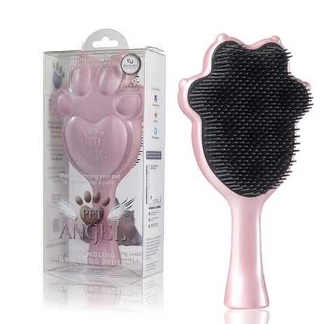 Расческа для волос Tangle Angel Pet Pearl Pink