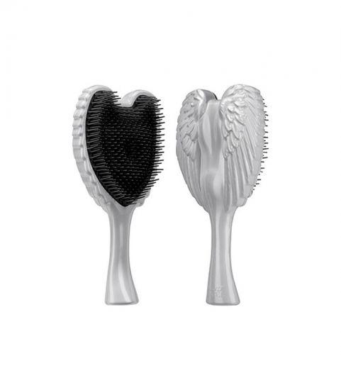 Расческа для волос Tangle Angel Essentials White Silver