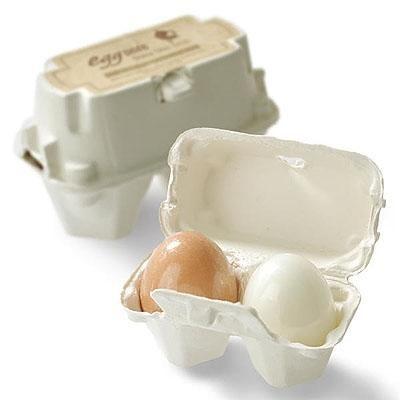 Очищающее мыло TONY MOLY Eggpore Shiny Skin Soap