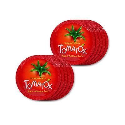 Пробник TONY MOLY Tomatox Magic White Massage Pack