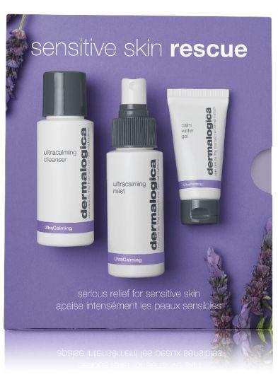"""Набор """"Обновление чувствительной кожи"""" Dermalogica Sensitive Skin Rescue Kit"""