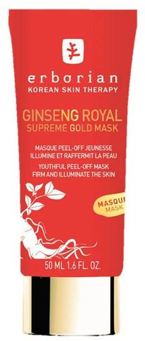 Омолаживающая пилинг-маска Erborian Ginseng Royal Supreme Gold Mask