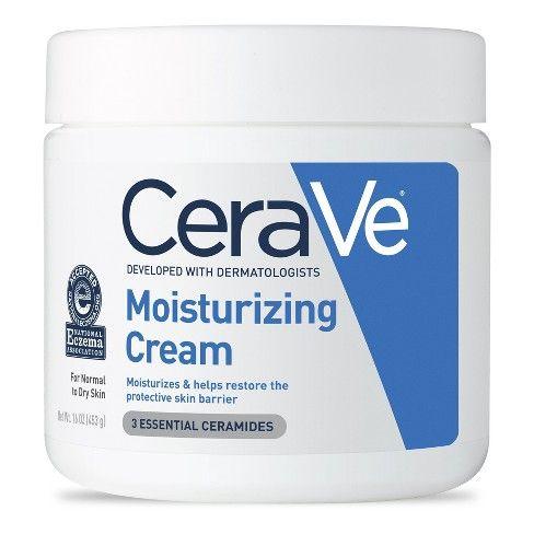 Увлажняющий крем для лица и тела CeraVe Moisturizing Cream
