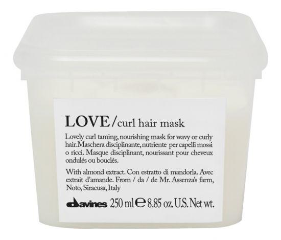 Маска для усиления завитка Davines Love Curl Hair Mask
