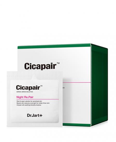 Ночная восстанавливающая крем-маска Антистресс Dr. Jart+ Cicapair Night Re.Pair