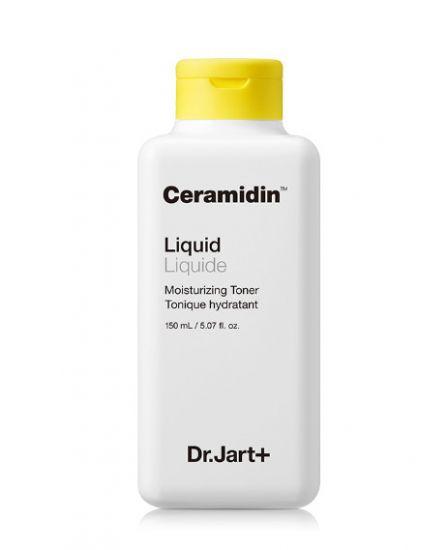 Тонер с керамидами Dr.Jart+ Ceramidin Liquid Moisturizing Toner