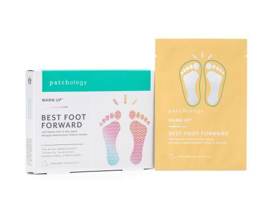 Набор питательных масок для ног  Patchology Best Foot Forward Mask