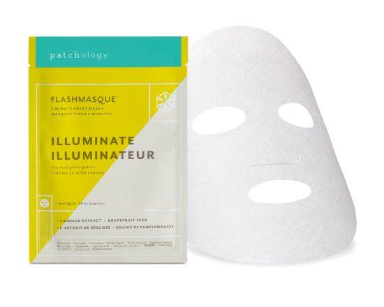 Маска для сияния кожи Patchology FlashMasque Illuminate 5 Minute Sheet Mask