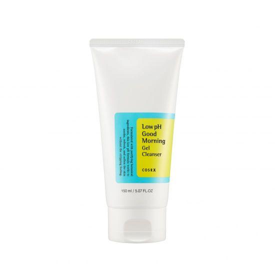Гель-пена для умывания COSRX Low pH Good Morning Gel Cleanser