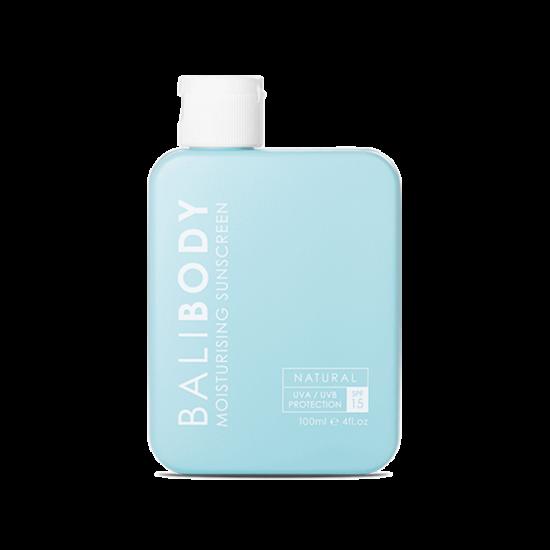 Увлажняющий солнцезащитный крем Bali Body Moisturising Sunscreen SPF15