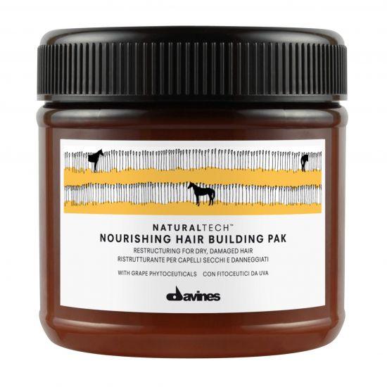 Питательная восстанавливающая маска Davines Nourishing Hair Building Pak